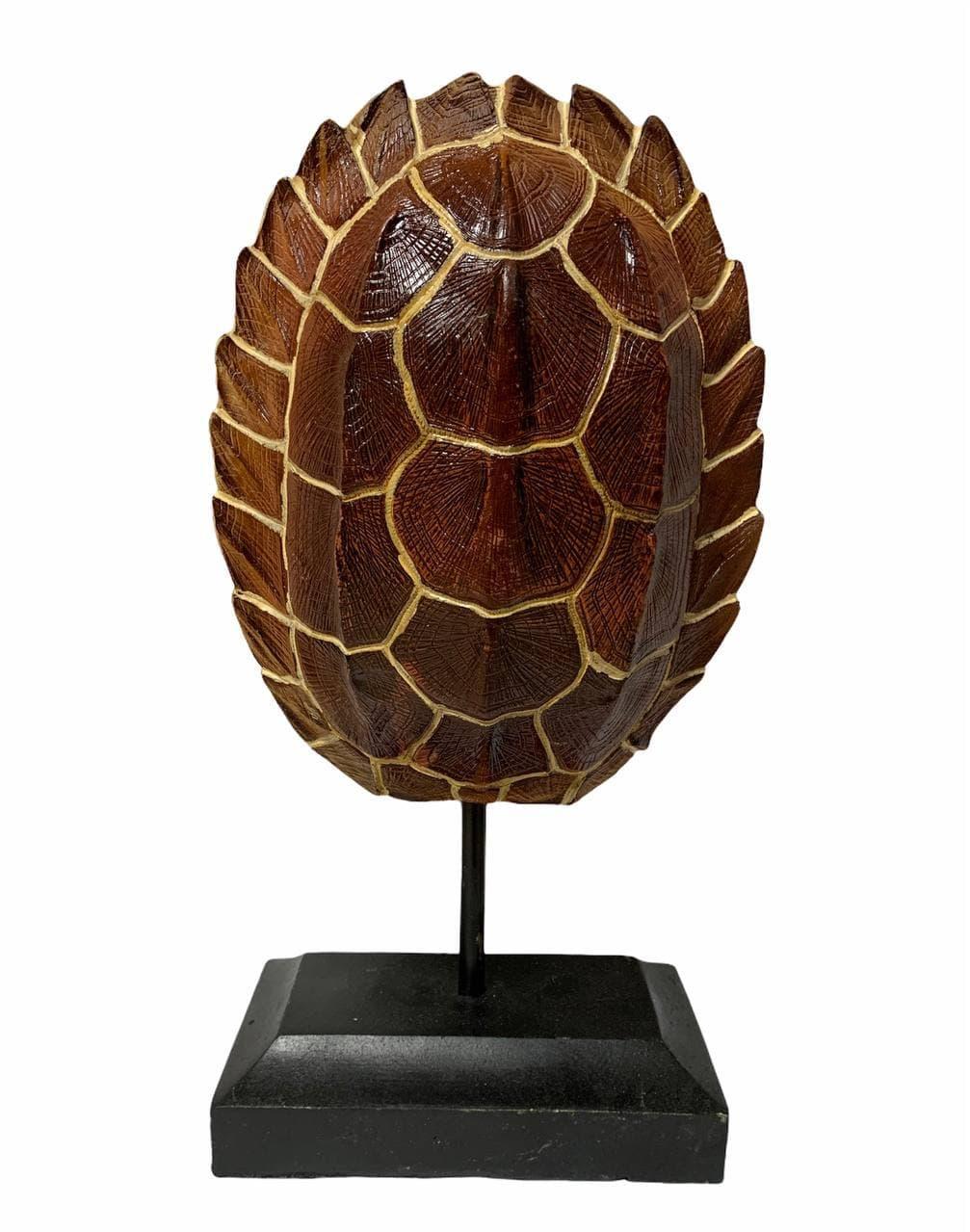 Статуя панцира черепахи Edeka 10 x 19 x 36 см