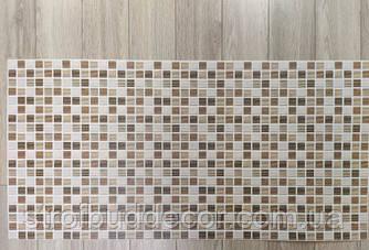 Пластикова панель мозайка грув 960 * 485мм 1 шт