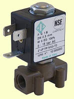 Клапан электромагнитный для воды ODE (Italy), 12В, 24В,110В, 220В