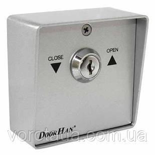 Двухпозиционная ключ-кнопка SWM DoorHan