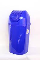 Кошик для білизни Ramacciotti Plast DINDON 50л, синій (110/blue)