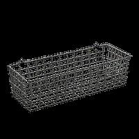 Кошик підвісна багатофункціональна 33*12*9 см KOALA LAVA Metaltex, сірий (361801)
