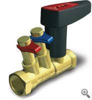 Статические балансировочные клапаны BALLOREX Venturi (без дренажа)