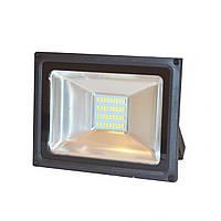 Прожектор уличный LED влагозащищенный IP65 HL-22/30W SMD CW, фото 1