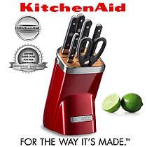 Набор ножей Professional Series KitchenAid KKFMA07CA, карамельное яблоко