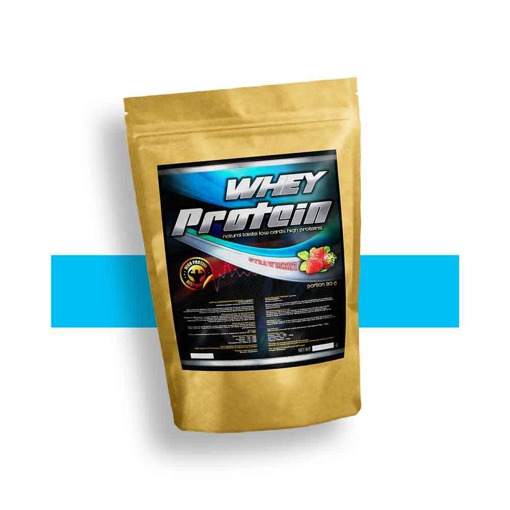 Білковий коктейль бцаа амінокислоти для росту м'язів 78% білка на вагу Угорщина   2 кг   67 порцій