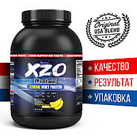 Белковый коктейль концентрат для набора массы 80% белка XZO Nutrition США | 1 кг | 33 порций, фото 2