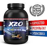 Белковый коктейль концентрат для мужчин 80% белка XZO Nutrition США   1 кг   33 порций, фото 3