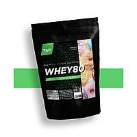 Протеин изолят казеин для похудения 80% белка WHEY80 TNT Польша   2 кг   67 порций