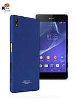 Пластиковый чехол Imak для Sony Xperia Z5 синий