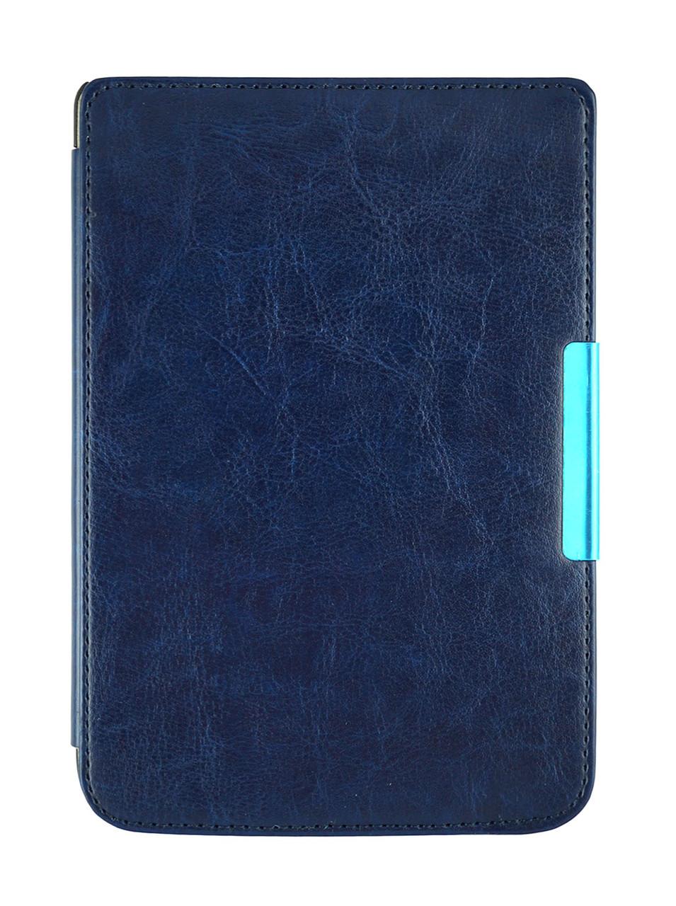 pocketbook 626 чохол - blue