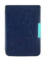 Обкладинка-чохол для PocketBook 626/625/624/615 Touch Lux 3 – колір синій, фото 1