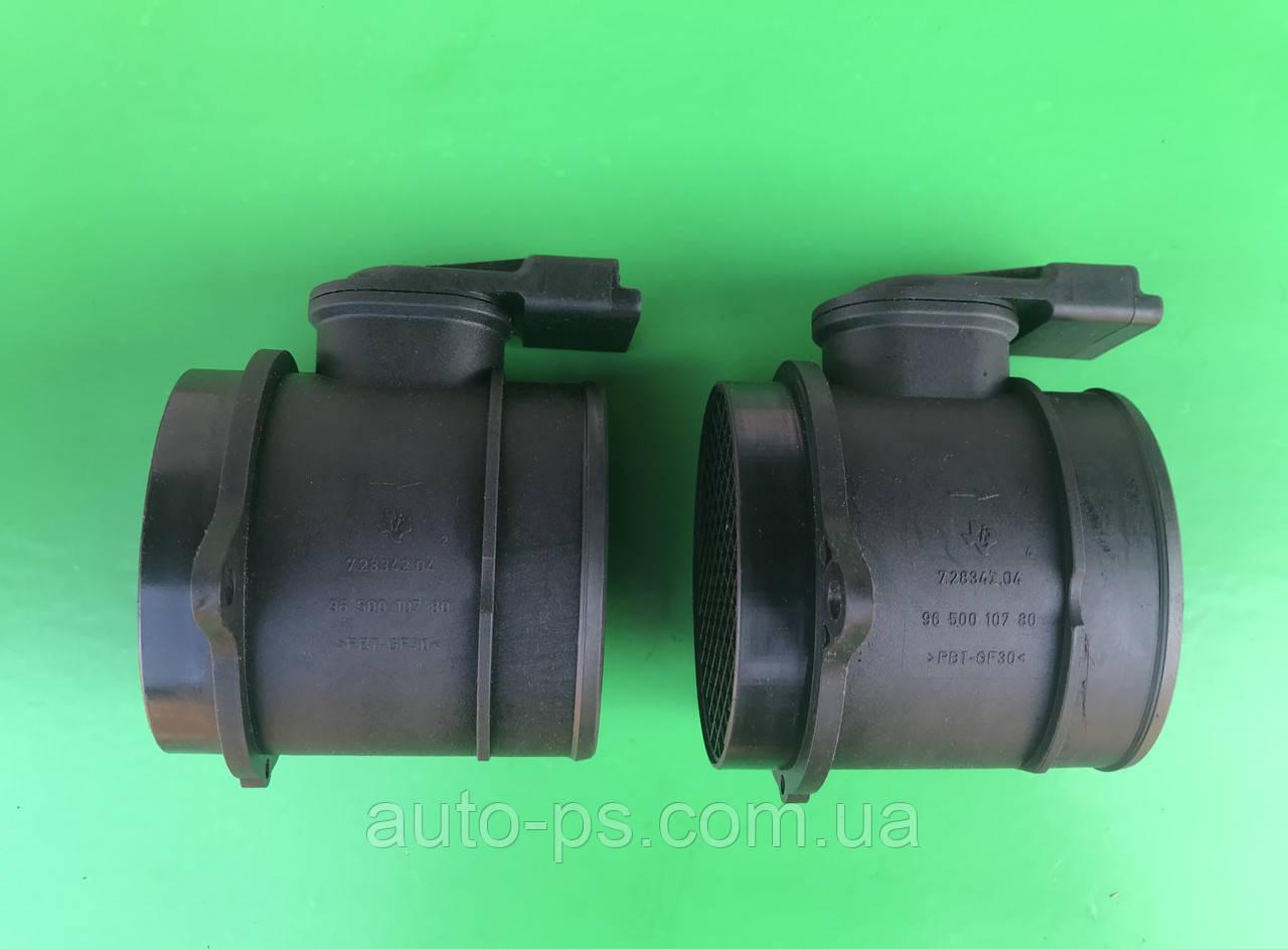 Витратомір повітря (ДМРВ) Fiat Scudo 1.6-2.0 D Multijet