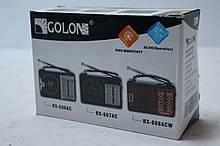 Радиоприемник Golon RX-606/607/608