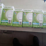 Cветодиодная лампочка LED 6500 K  7 W PHLIGHT, фото 3