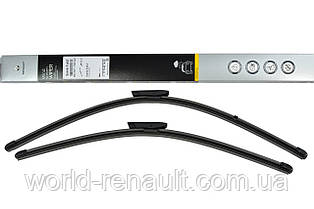 Renault (Original) 7711421439 - Комплект щеток стеклоочистителя (650х550)  на Рено Сценик 2 (2005 - 2009 г.)