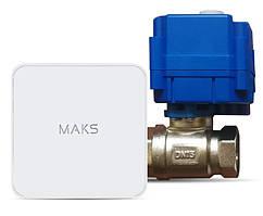 """Беспроводное устройство управления моторизованным клапаном MAKS Valve 1/2"""""""