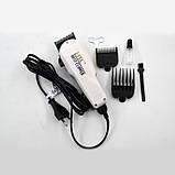 Машинка для стрижки волосся HTC-CT-102, фото 7