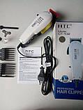 Машинка для стрижки волосся HTC-CT-102, фото 9