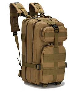 Рюкзак штурмовой тактический Тactic BHJ00165 Olive (tau_krp350_00165)
