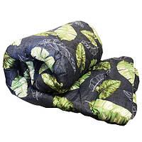 Одеяло Lotus flower холлофайбер 145/210 листья