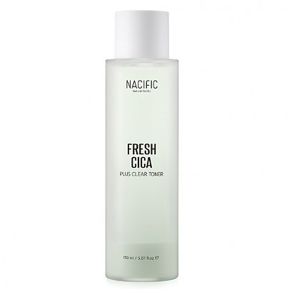 Nacific Fresh Cica Plus Clear Toner Двухфазный матирующий тонер