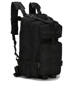 Рюкзак штурмовой тактический Тactic AAJ00165 Black (tau_krp350_00165jk)