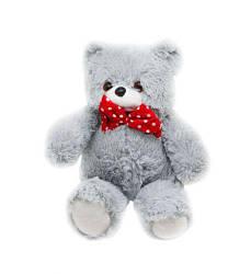"""Мягкая игрушка """"Мишка"""", 50 см., серый (игрушечны мягкий медведь)"""