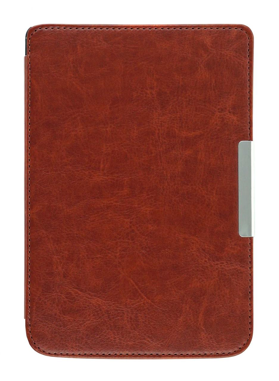 pocketbook touch lux 3 (626) чохол коричневий