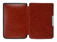 Чохол для PocketBook Touch Lux 3 626/625/624/615 коричневий, фото 1