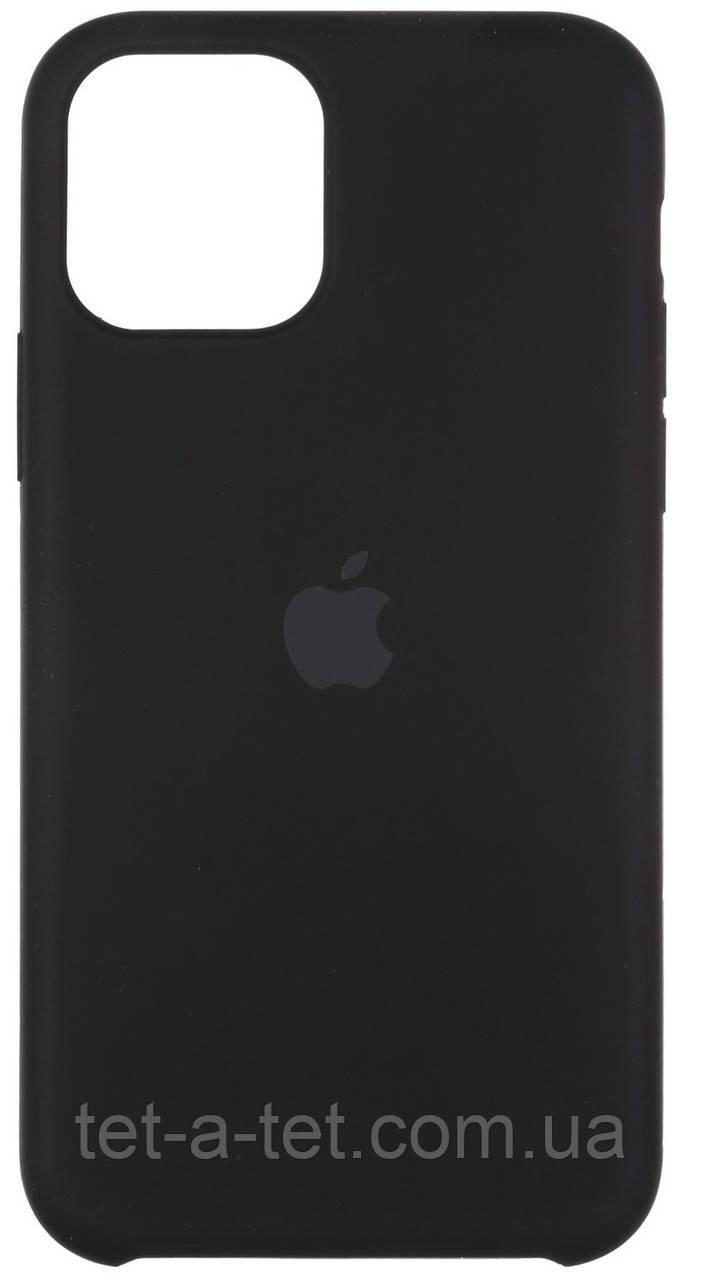 Чохол Apple iPhone 11 Pro Silicone Case (HC) Black