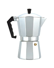 Гейзерная кофеварка A-plus CM-2083 эспрессо 450 мл на 9 чашек