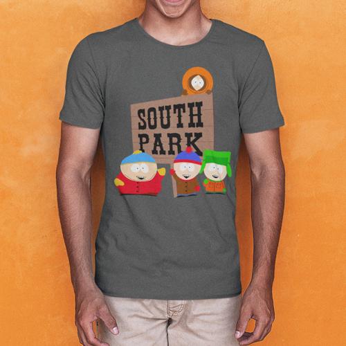Футболка South Park (Южный парк)