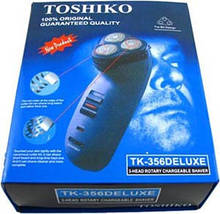 Электробритва TOSHIKO TK-356 Электробритвы мужские