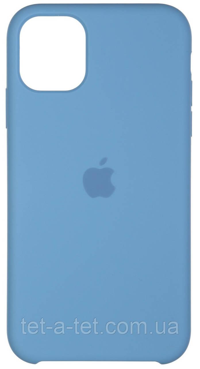 Чохол Apple iPhone 11 Pro Silicone Case (HC) Cornflower