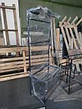 Прихожа, вішалка  металева Loft-HoReCa, фото 2