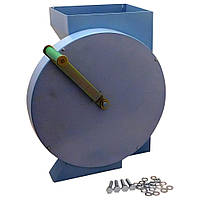Корморізка ручна дискова «Лан» 120 кг / год