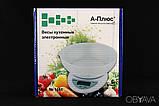 Ваги кухонні A-Plus AP-1681, фото 2