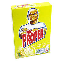 Моющее средство Mr.proper порошок лимон 400 гр