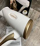 Профессиональный фен для волос LEXICAL LHD-5001, фото 2