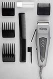 Професійна машинка DSP E-90013 для стрижки волосся, фото 3