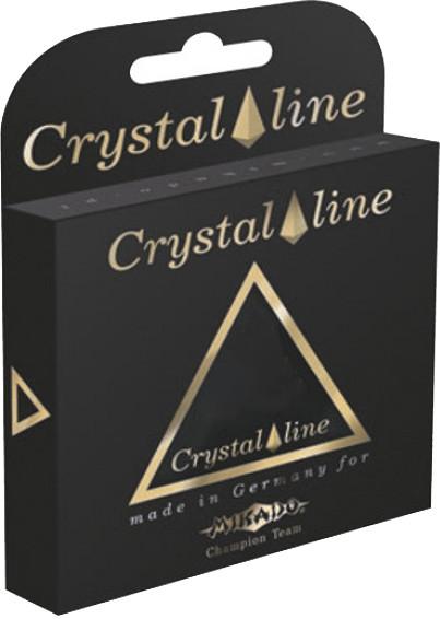Леска Mikado Crystal Line 30 м 0.10 мм 1.6 кг Прозрачная