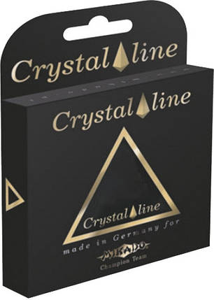 Леска Mikado Crystal Line 30 м 0.10 мм 1.6 кг Прозрачная , фото 2