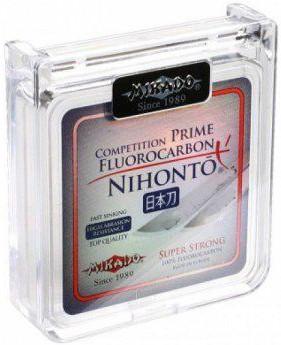 Леска Mikado Nihonto Fluorocarbon Prime 10 м 0.70 мм 24.20 кг Прозрачная