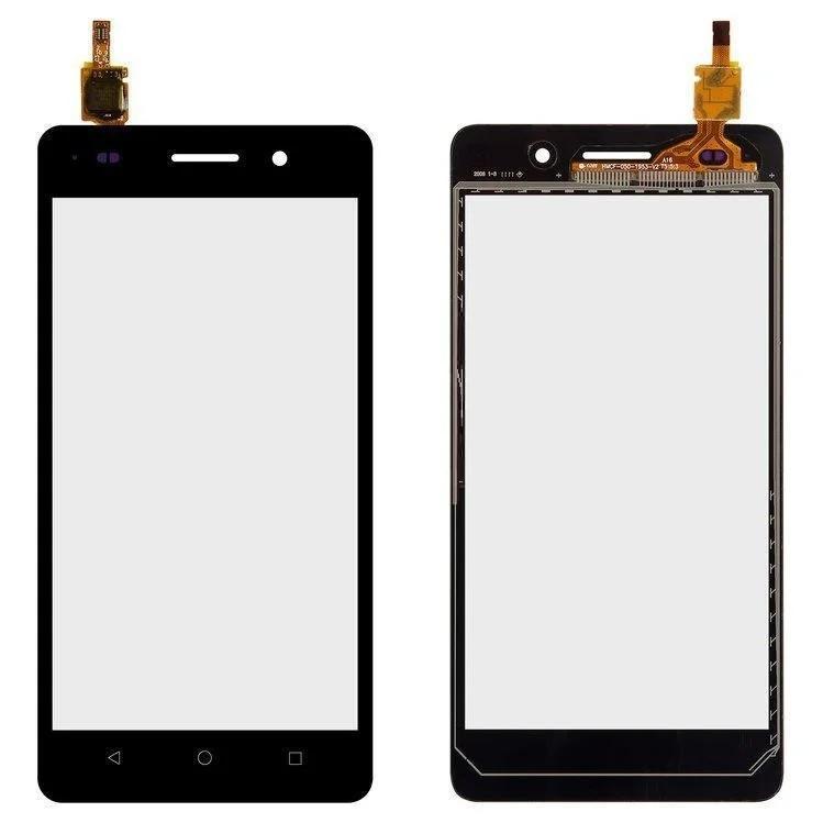 Сенсор (Тачскрин) для телефона Huawei Honor 4C (Черный) Оригинал Китай