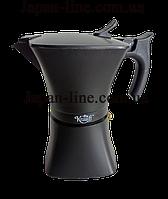 Гейзерная кофеварка Krauff 26-203-075 300 мл