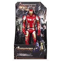 Железный Человек фигурка 34 см Марвел Супер Герой Avengers подвижный 3331