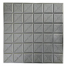 Самоклеющаяся декоративная 3D панель 700х770х8 мм
