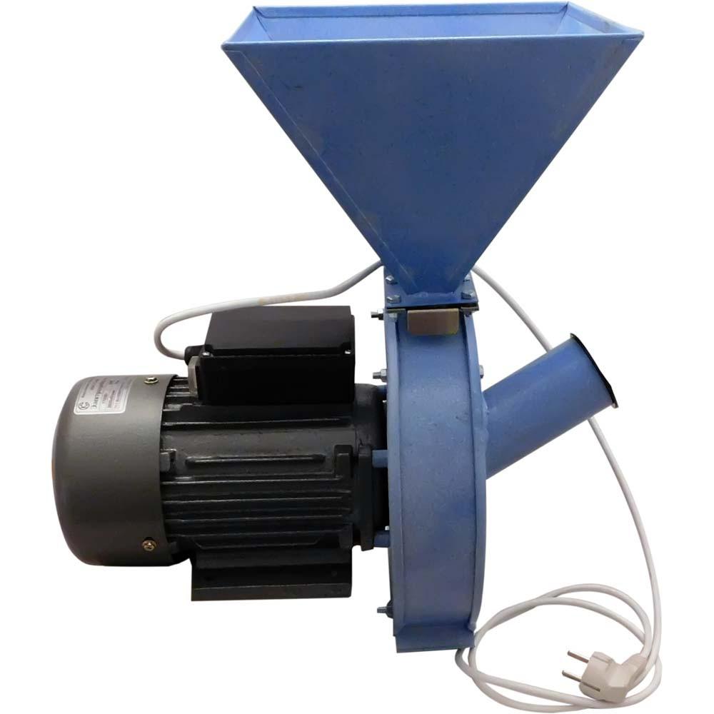 Электродробилка зернодробилка кормоизмельчитель «Лан» -2 (зерно + кукуруза)