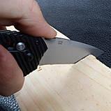 Нож складной Ganzo G716 (длина:  205мм, лезвие: 85мм), прямой, фото 8